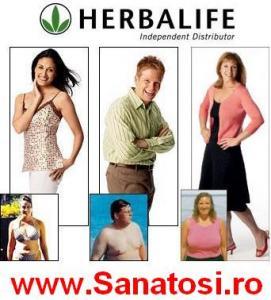 Herbalife program de slabire
