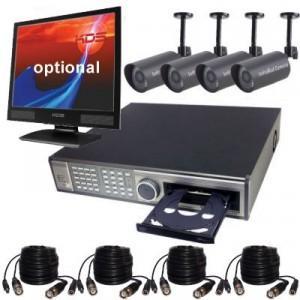 Sistem Video cu 16 camere