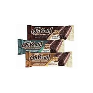 ISS Oh Yeah - wafer bar 38g