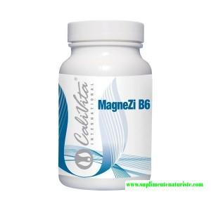 Magnezi B6 - supliment alimentar pentru un stres mai putin si o putere mai mare
