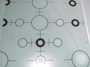 Decorativ cu cercuri