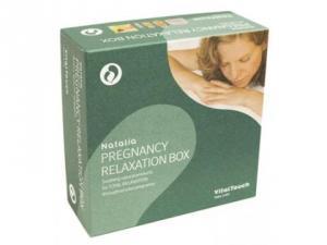 Set relaxare totala pentru gravide Vital Touch