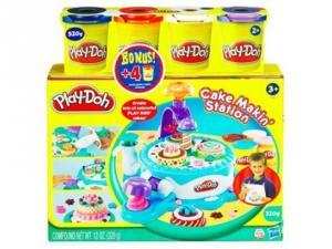 Fabrica de prajituri Play Doh