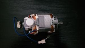 Motor rasnita necta