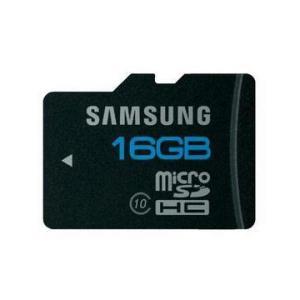 Original Samsung card memorie microSDHC 16GB class 10