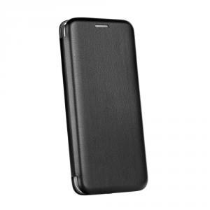 Husa LG Q6, Forcell Elegance, carte, negru