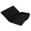 Husa Microsoft Lumia 650 carte Fancy Negru