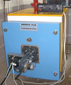 Centrala termica motorina