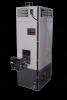 Generator aer cald pentru incalzire hale, cu arzator