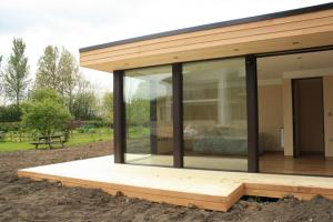 Case lemn case vacanta