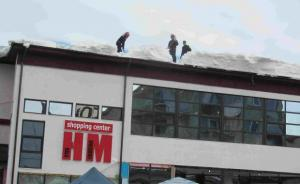 Prestari servicii alpinism utilitar