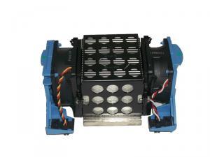 Radiator + Ventilatoare Dell 8y125, Compatibil cu servere Dell Poweredge 2650