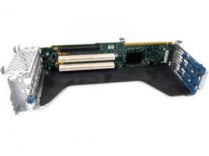 PCI Raiser Card Cage HP 408788-001, compatibil cu serverele HP Proliant DL380 G5