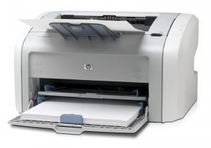 Imprimanta laser 1020 alb negru