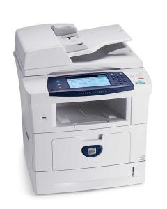 Xerox 3635 MFP, Laser Monocrom, Retea, USB, Copiator, Scaner, Duplex, Touch Screen