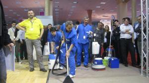Servicii curatenie spalare mochete