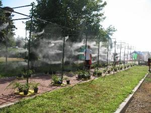 Racire terase climatizare exterior