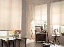 Rolete textile interior