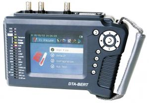 Analizor portabil transmisiuni date BERT E1 Jitter G.703 PCM lan ethernet retea comunicatii sdm