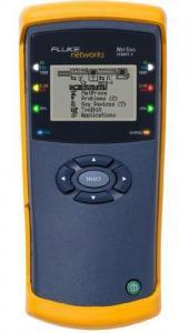 Tester retea cablu 10/100/1000 Mbits Fluke Networks NetTool II NTS2-PRO pret lan ethernet voip poe