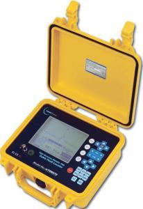Reflectometru TDR locator defecte cablu metalic coaxial telefonie putere conductoare CATV