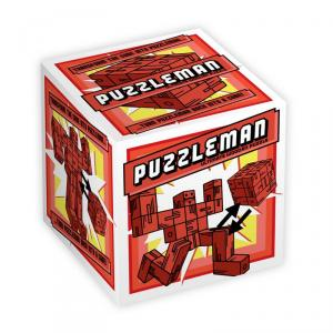 Puzzleman - Red