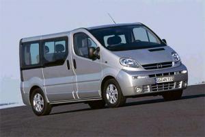 Inchiriere Opel Vivaro/ renaul traffic