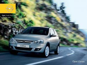 Opel Corsa 1.2 L 16V 75CP- cutie automata, caroserie 5 usi