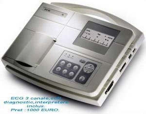 Ekg electrocardiograf