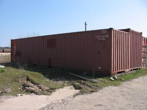 Container depozitare 20