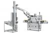 Masina de inchis automatica lineara mod. c150 cu alimentator magnetic