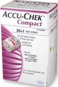 Teste accu chek compact