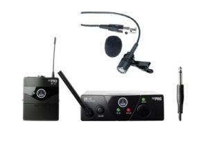 Microfoane instrument lavaliera