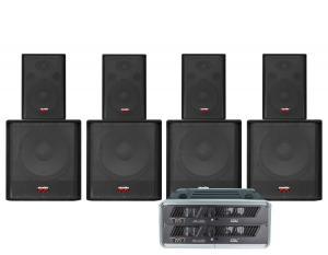 Sistem Audio Danceclub XT - Soundking Rack