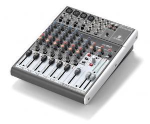Mixer audio behringer xenyx 1204usb
