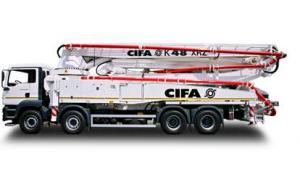 CIFA K48 XRZ POMPA BETON
