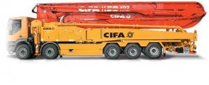 CIFA K58L XRZ POMPA DE BETOANE