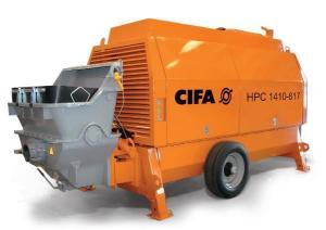 CIFA POMPA STATIONARA HPG