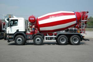 M3 beton autobetoniera