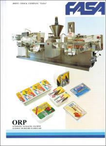 Certificat de conformitate produse alimentare