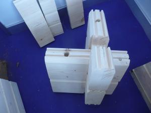 Grinzi lemn stratificat