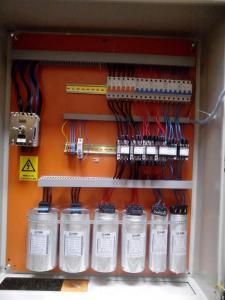Baterie de condensatori