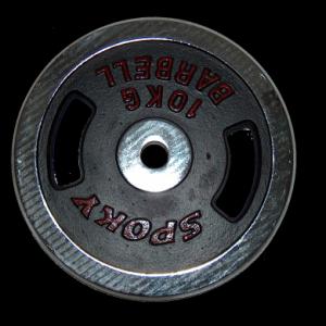 Disc 10kg