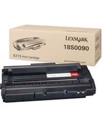 Toner negru lexmark 18s0090