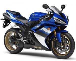 Motocicleta yamaha yzf r1