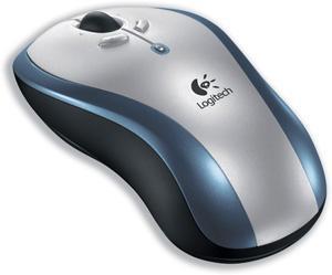 Mouse logitech lx7 cordless