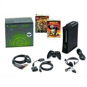 Consola xbox 360 elite