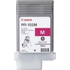 Cartus color magenta canon pfi102m
