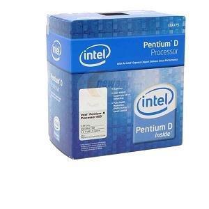 Procesor intel pentium 805 box