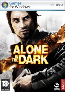Alone in dark